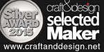 Silver Award 2015 - Craft & Design Selected Maker