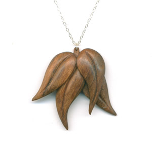 4 Leaf Necklace,
