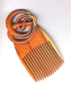 comb in yew
