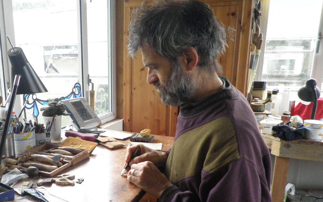Interview for Woodcarver's Gazette