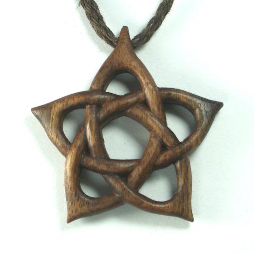pentacle-pendant-walnut