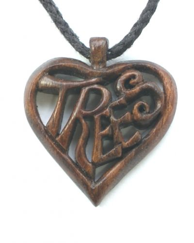 Love trees necklace