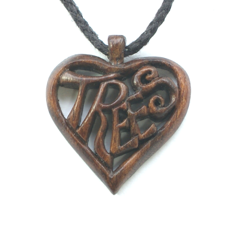 'Love Trees' necklace