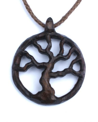 tree of life medium walnut