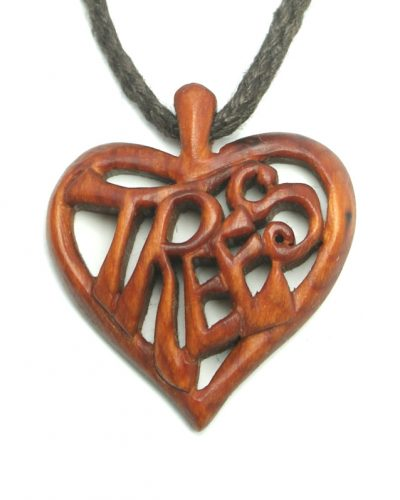 love of trees necklace yew