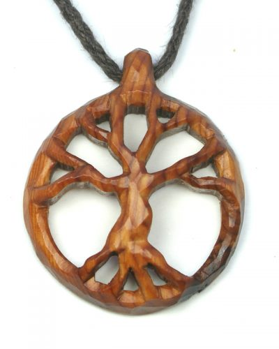 tree necklace yew