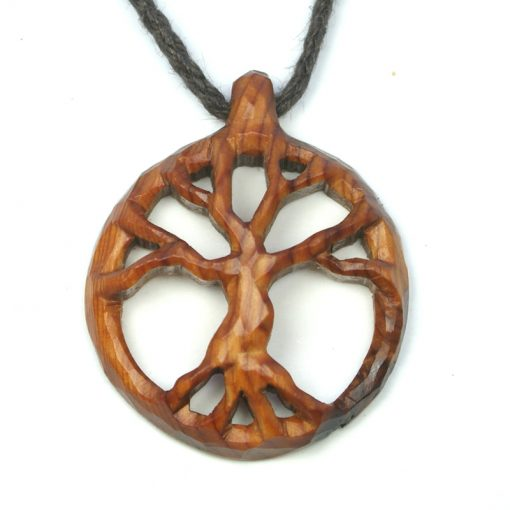tree necklace yew